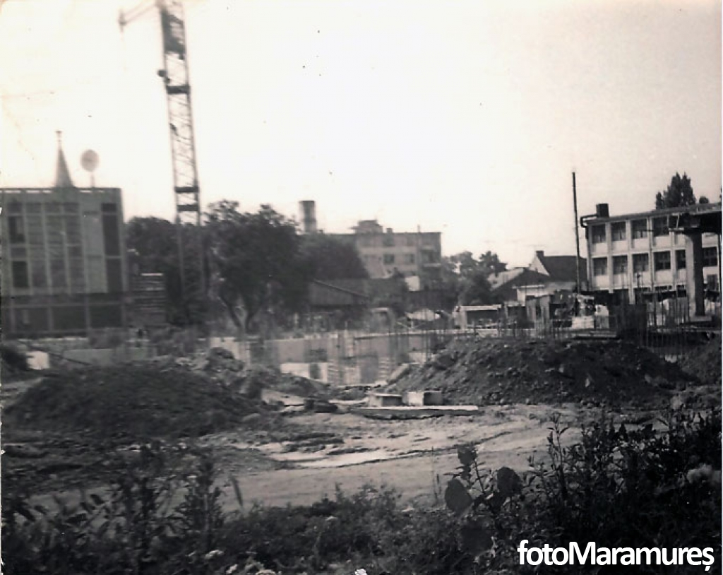 Colectia ZAPCA - Sighetu Marmatiei in anii 80