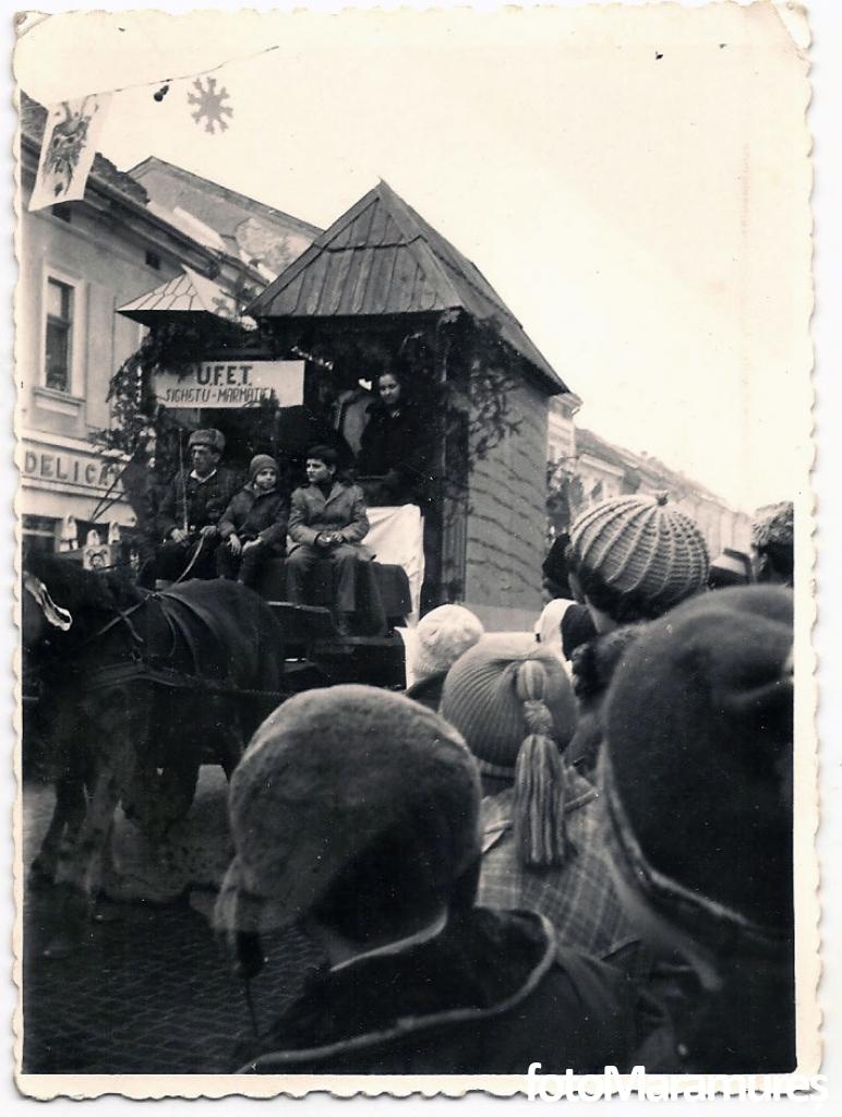 1980 - Festivalul datinilor si obiceiurilor de iarna Sighetu Marmatiei